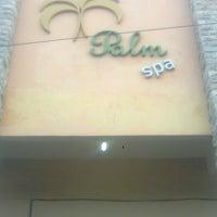 Photo taken at Palm Spa & Salon by Freddy Z. on 5/24/2012