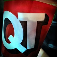 Photo taken at QuikTrip by Brian L. on 8/11/2012