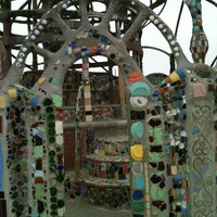 Photo taken at Watts Towers of Simon Rodia State Historic Park by Mitch W. on 7/5/2012