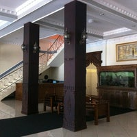 Photo taken at Samudra Hotel by Christoph B. on 7/2/2012