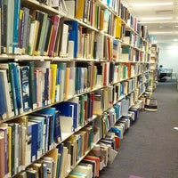 Photo taken at UTS Library by Matthew W. on 8/25/2012