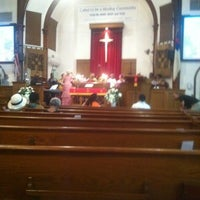 Photo taken at Elmwood Presbyterian Church by Toni G. on 5/27/2012