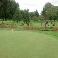 Photo taken at Elmcrest Country Club by Kyle M. on 8/13/2012