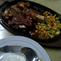 Photo taken at Kedai Makan Pakde by erna m. on 5/9/2012