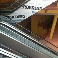 Foto tirada no(a) Pazo de Feiras e Exposicións de Lugo por Bluecat G. em 6/2/2012
