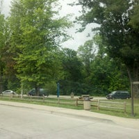 Photo taken at Trail of Tears Rest Area - Northbound by Elizabeth L. on 5/4/2012