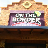Photo taken at On The Border Mexican Grill & Cantina by Rob H. on 3/29/2012