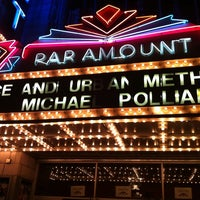 Photo prise au Paramount Theatre par anne d. le2/26/2012