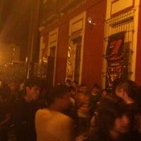 Photo taken at 7 sins by Luis G. on 3/24/2012