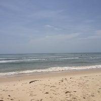 Photo taken at Saint George Island, FL by Jamie S. on 8/10/2012