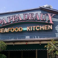 Photo taken at Pappadeaux Seafood Kitchen by Michael G. on 8/24/2012