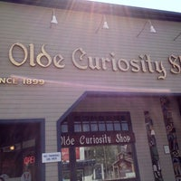 Photo taken at Ye Olde Curiosity Shop by Analiza 🎀🌸🌸 on 5/10/2012