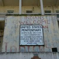 Photo taken at Alcatraz Cruises by Renan C. on 4/14/2012