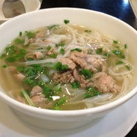 Photo taken at Phở 24 by Pat L. on 4/15/2012