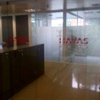 Photo taken at Havas Media by Eugenio G. on 7/5/2012