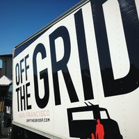 Photo taken at Off the Grid: Fort Mason Center by Ron P. on 6/1/2012