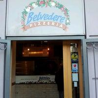 Photo taken at Pizzeria Belvedere by Eduardo A. on 3/30/2012