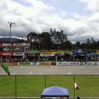 Photo taken at Autodromo de Tocancipa by Andres C. on 6/10/2012