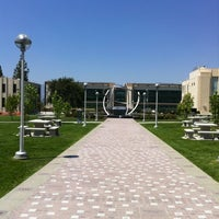 Photo taken at Loma Linda University Centennial Complex by Kathryn T. on 6/27/2012
