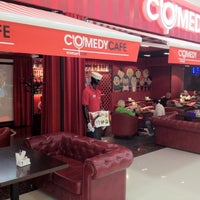Photo taken at Comedy cafe by -=GT=-Serge A. on 8/26/2012