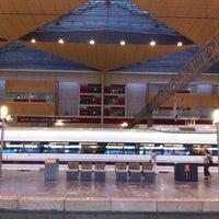 Photo taken at Estación de Zaragoza - Delicias by Luis A. on 6/23/2012