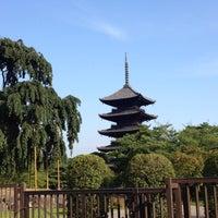 7/2/2012にnatsuが東寺 (教王護国寺)で撮った写真