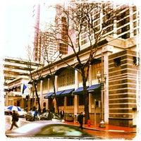 Photo taken at Hilton Portland & Executive Tower by Benton Kealii P. on 3/15/2012
