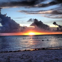Photo taken at Isla Mujeres by Jerry M. on 8/12/2012