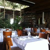 Photo taken at Restaurante Amado by Nacho B. on 9/7/2012