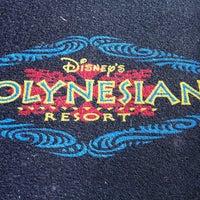 Photo taken at Disney's Polynesian Village Resort by William G. on 3/23/2012