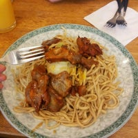 Photo taken at Tokyou Noodle Bar by Colin G. on 4/14/2012