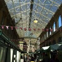 Photo taken at St. Nicholas Market by Adam S. on 7/11/2012