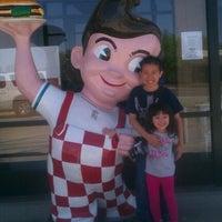 Photo taken at Bob's Big Boy Restaurant by Amber G. on 4/9/2012
