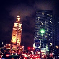 Photo taken at Miami Freedom Tower by Joseph D. on 3/4/2012