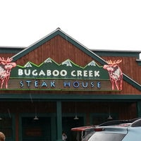 Photo taken at Bugaboo Creek Steakhouse by Brandon W. on 7/15/2012