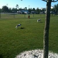 Photo taken at Destin Dog Park by Angela Huggins w. on 4/24/2012