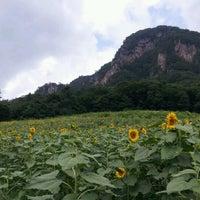 Photo taken at 大岩フラーガーデン by レイチェル on 8/13/2012