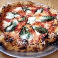 Photo taken at Harvest Pizzeria by Bethia W. on 3/29/2012