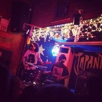 Photo taken at Hi-Ho Lounge by Georgia G. on 3/10/2012