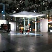 Photo taken at ZDF Hauptstadtstudio by Eugen K. on 7/21/2012