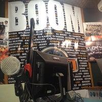 Photo taken at Boomchampionstt 94.1FM by Selvon F. on 3/28/2012