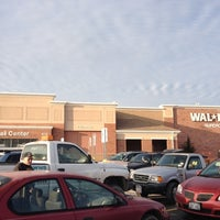Photo taken at Walmart Supercenter by Bradley  R. on 3/10/2012