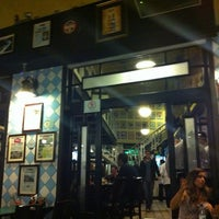 Photo taken at Bar do Juarez - Pinheiros by Cleo N. on 6/3/2012