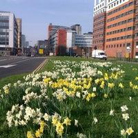 Photo taken at Birmingham City University by Steffen S. on 3/29/2012