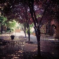 Photo taken at The Historic Brookstown Inn by Richard C. on 6/28/2012