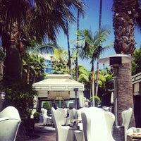 Photo taken at Viceroy Santa Monica by Lucky Magazine on 4/29/2012