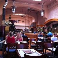 Photo taken at University Cafe by Nikhil K. on 8/1/2012