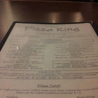 Photo taken at Pizza King by Buck S. on 5/5/2012