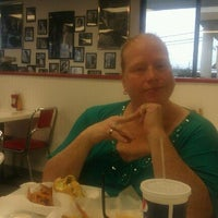 Photo taken at 25 Burgers by TIM R. on 2/4/2012