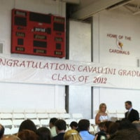 Photo taken at Upper Saddle River Schools by Thomas P. on 6/14/2012